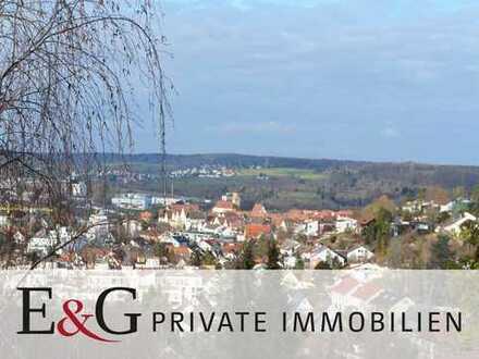 Extravagantes, freistehendes Einfamilienhaus in Leonberg