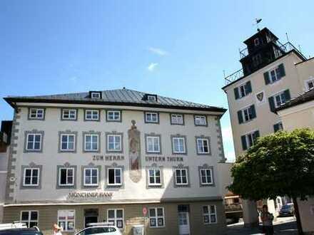 Provisionsfrei: 79 m² Bürofläche in der Bad Tölzer Fußgängerzone!