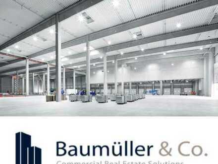 3.000 m² NEUBAU Logistikfläche / TOP Lage an der BAB 656