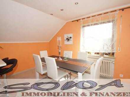 DG Wohnung im 2 Familienhaus mit Gartenanteil - Ihr Immobilienexperte in der Region: SOWA Immobil...