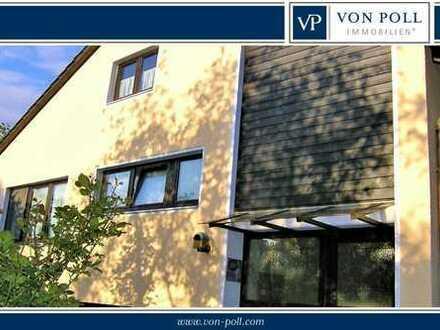 Attraktives Einfamilienhaus mit 217 m² Wohn-/Nutzfläche auf wunderschönem Grundstück, in Kirchrode