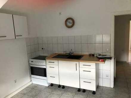 Schöne 1 Zimmer-Wohnung mit Küchenzeile in zentraler Lage zwischen City und Bulmke-Hüllen!!