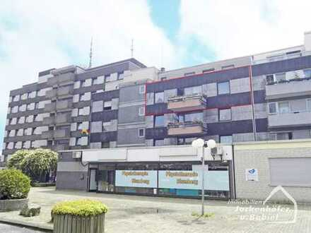 Bottrop-Stadtmitte / Bequem Wohnen mit Aufzug und Balkon!