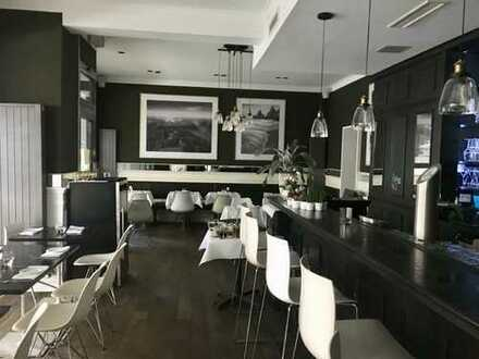 Ab sofort: Toplage! Restaurant mit abgetrennten Raucherbereich*Aussenterrasse*