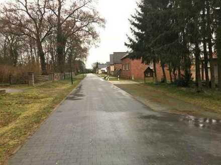 - Beeskow-Oegeln/ Gutshaus mit Bauland -