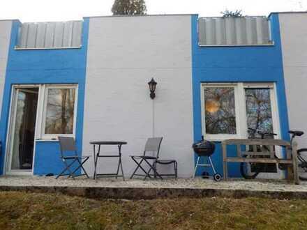 Modernisierte 2-ZKB-Terrassen/Gartenwohnung in München-Obermenzing