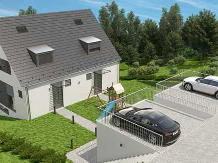 GOLDWERT: Baugrundstück mit Ausblick und Baufreigabe!