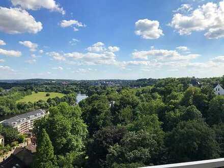 Traumhafter Ausblick auf die Ruhrauen