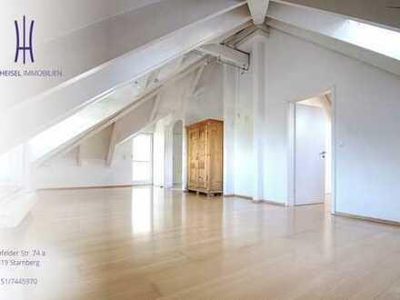 Helle, ansprechende 2-Zi-Dachterrassen-Wohnung