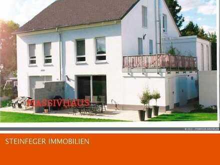 """Assenheim-Niddatal: DHH """"Haus No.26"""" Bezug 2020/ 2 Stellplätze/ Dachterrasse/ Garten"""