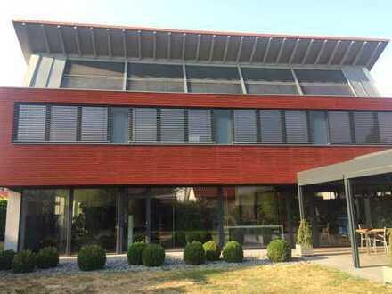 Moderne Architektur in Steinweiler