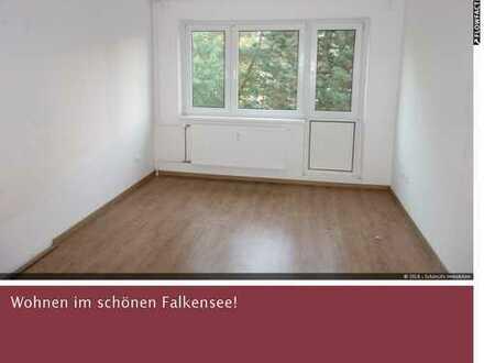 Frisch renovierte Whg im Grünen *EBK / Laminat* Besichtigung: Do., 18.10. / 18:15 Uhr