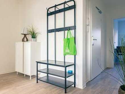 TOP ausgestattete 4-Raum-Wohnung mit Einbauküche