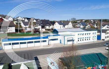 Industriegebäude in Siegen - Setzen