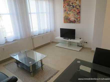 An Paar oder Einzelperson: Möblierte, helle 2 Zimmer Wohnung in Berg am Laim