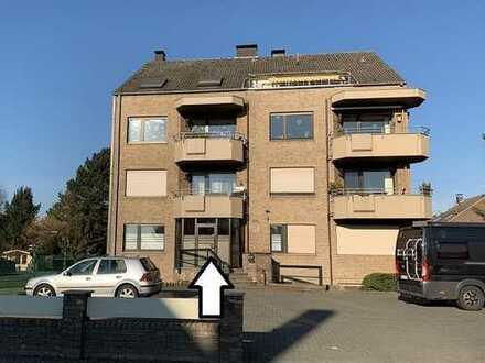 Wohnen und Arbeiten unter einem Dach in Dorsten - Dorf-Hervest! ETW über zwei Etagen!