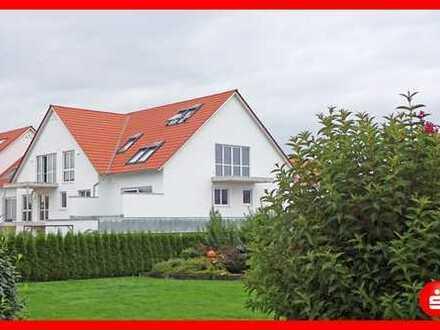 Moderne großzügige 4-Zimmerwohnung in Burgau
