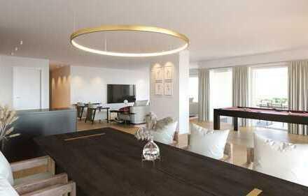Neubau Penthouse in Oberneuland mit riesiger Dachterrasse - Wohnraum mit Loftcharakter!
