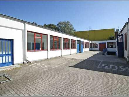 Gewerbehallen für Lager, Produktion, Handwerk, Versand, Logistik etc.