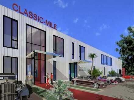 Exklusive Büro- und Gewerbeflächen in der Classic-Mile