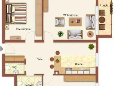 Elegante 3.Zimmer Wohnung mit wunderschönen Waldblick