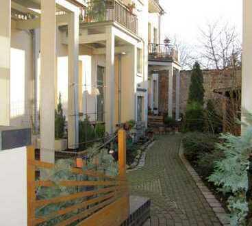 Vermietete 3-Zimmerwohnung in historischer Kleinstadt, nahe Berlin
