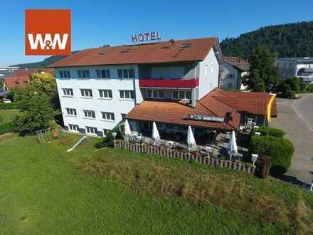Lukratives Hotel mit Restaurant direkt in Schopfheim