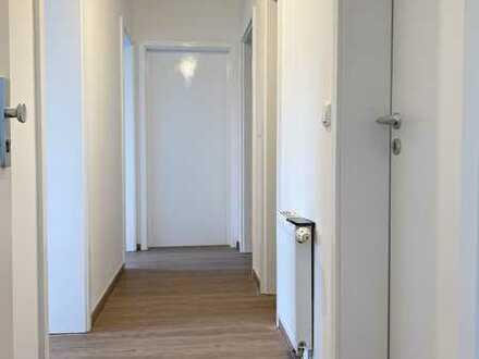 Gemütliche 3-Zi-Wohnung mit Terrasse - vollständig renoviert