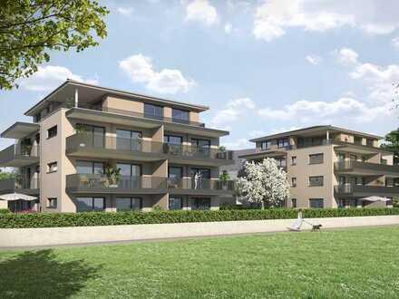 Sonnendurchflutete 4-Zimmer Gartenwohnung mit freier Aussicht ins Grüne | Haus B Wohnung 1