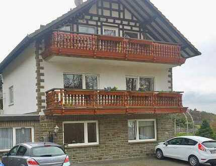 Dreifamilienhaus Nähe Wissen, 6 % Rendite ! Solide Kapitalanlage in schöner Lage !