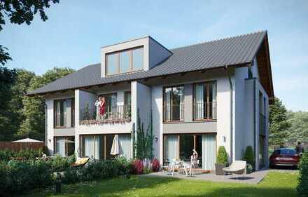 !! XXL-NEUBAU Architekten- ECKHAUS für Sparfüchse in Baldham !!