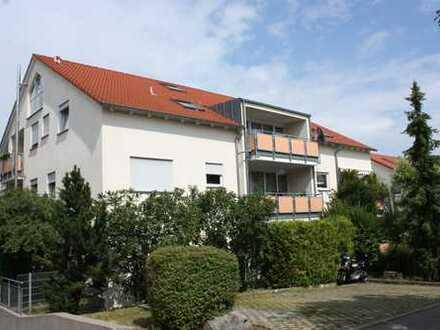 Ruhig gelegene 3-Zimmer-Wohnung in Top-Lage zu Bosch und Porsche