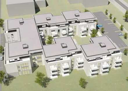 moderne 2 Zimmer ETW (63m2) Wohnküche, Süd-West Terrasse, Aufzug, TG- und PKW Abstellplatz