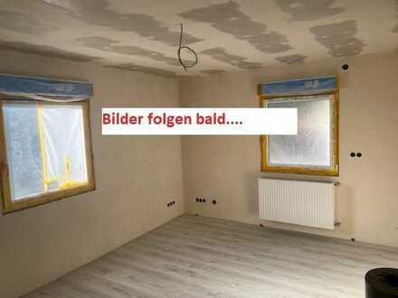 Erstbezug nach Sanierung: freundliche 3-Zimmer-Doppelhaushälfte zur Miete in Hanhofen, Hanhofen