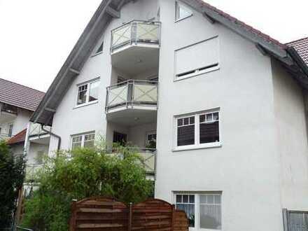 SOFORT BEZIEHBAR! Freundlich-helle 3 1/2-Zimmer-Dachgeschoßwohnung in Bad Saulgau