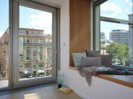 Erstbezug nach Kernsanierung: 3-Zimmer Wohnung in bester Lage mit Blick auf den Kaiserplatz