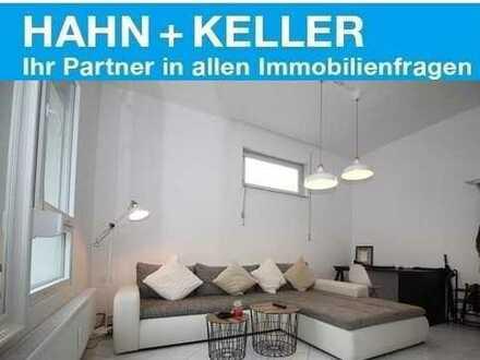 Attraktive 2-Zimmer-Wohnung mit Einbauküche und Tageslichtbad in Altbach!