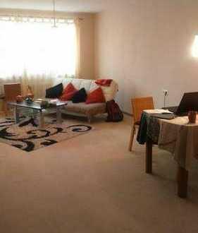 13m² Zimmer in 80m² Wohnung zu vermieten. Küche in Wohnung voll ausgestattet. geräumiges WZ, Bad mi