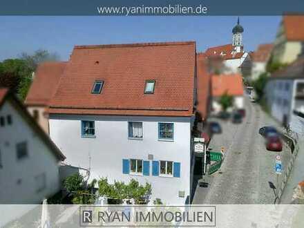 Ein Herzstück der Ensemblealtstadt Dillingens!