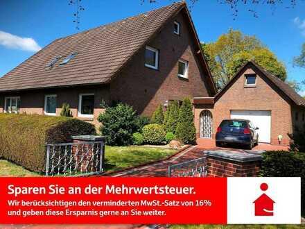 Großes Wohnhaus in Wiesedermeer - Vielseitig nutzbare Immobilie mit tollem Platzangebot!