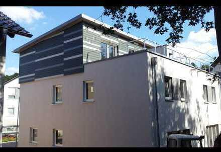 Schönes, geräumiges Haus mit vier Zimmern, Garten, großer Dachterrasse in Kaiserslautern, Innenstadt