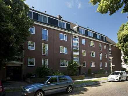 gepflegte 3-Zimmer-Wohnung in ruhiger Wohnlage