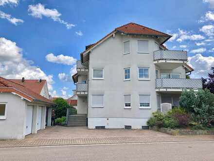 Schöne 2-Raum-Wohnung in Kronau