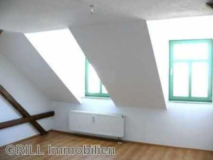 Student gesucht!!! gemütliches DG-Single-Appartement im Stadtzentrum