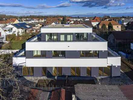 Wunderbar helles Penthouse Appartement in begehrter Lage