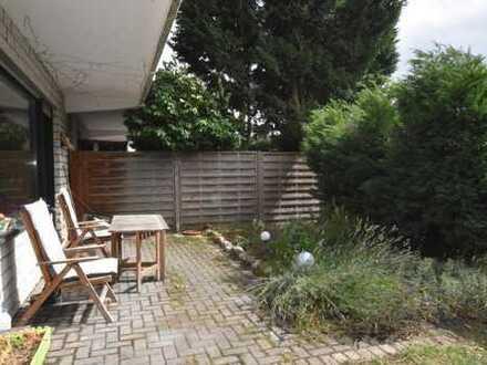 ALT-Schwafheim - 47447 Moers - 3 -Zi.-Erdgeschoss-Wohnung mit Garten