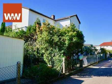 Erdgeschosswohnung mit Gartenteil in Bickenbach
