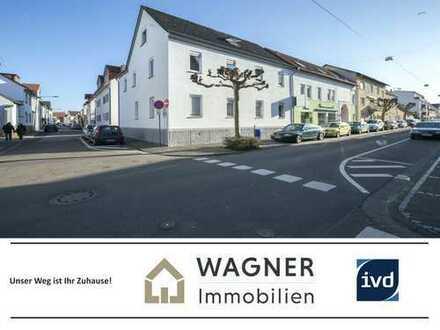 Interessantes Anlageobjekt! Wohn- und Geschäftshaus in Hochheim am Main