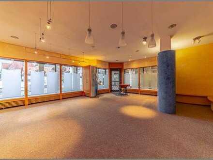 Schönes Ladenlokal, Büro, Beratungs- oder Behandlungsraum mitten in Kappelrodeck