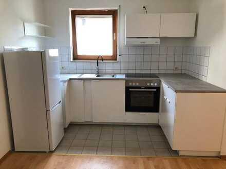 Zentral gelegene Wohnung mit EBK in Marbach